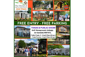 World of Park & Leisure Homes 'South of England' Show