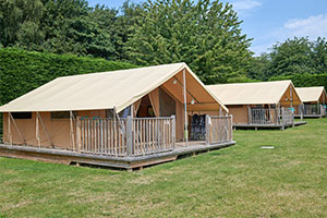 holiday park trends - Ready Camp safari tents