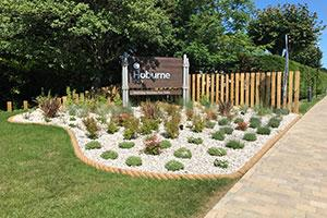Hoburne Mews - Johnsons recent plant supply