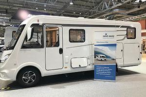 RentEasy motorhome - perfect for first-time campers
