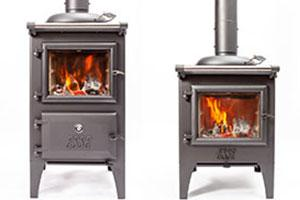 Esse: Contemporary Wood-Fired Stoves