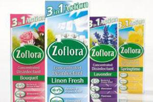 Banish bacteria and odours in your caravan with Zoflora