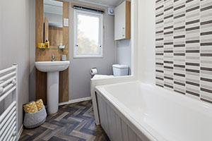 Willerby Castleton bathroom