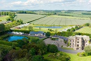 self-catering sites Barmoor Castle Country Park