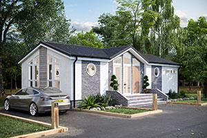 Tingdene Homes Overstone exclusive offer