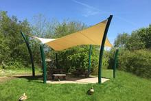 The Arccan shade structure